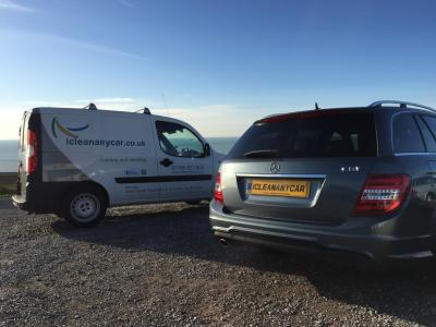 Mercedes Valeting in Peacehaven and Brighton