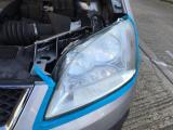 Ford C-Max headlight corrected