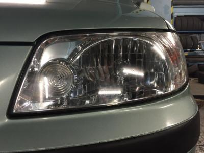 MOT fix Headlights Littlehampton