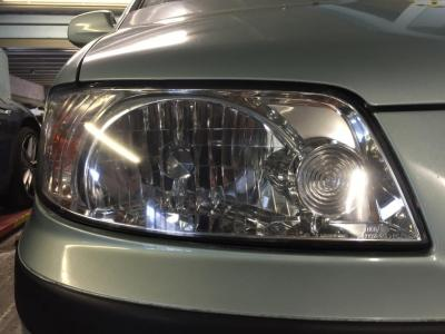 Chichester Headlight Correction